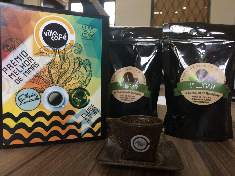 af406944d O Melhor Café de Minas Gerais! Lote Premiado! - Villa Café