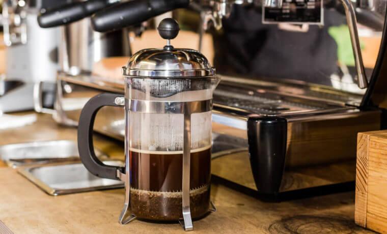 cafeteira francesa