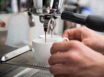 Comodato de máquinas de café